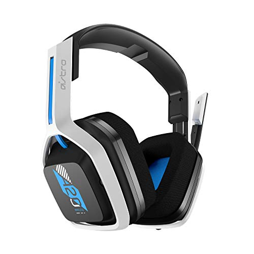 ASTRO Gaming A20 Cuffia Gaming Wireless, Gen 2, per PlayStation 5, PlayStation...