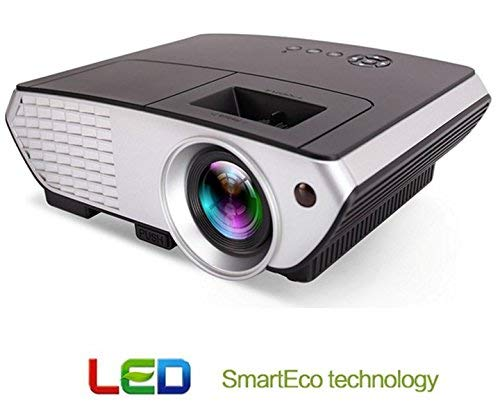 EGO TECHNOLOGY Proyector Profesional LED Portatil Full HD 2300 Lumens
