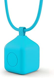 Polaroid Bumper Pendent Case (Blue) for the Polaroid CUBE, CUBE+ HD Action Lifestyle Camera - Includes 90cm Lanyard & Metal Hook [並行輸入品]