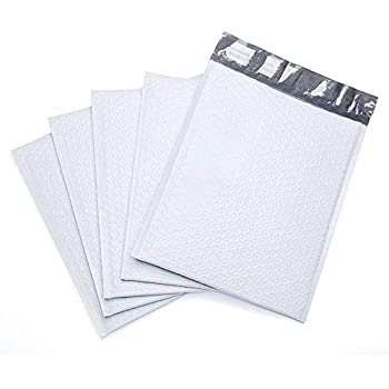 10-2000 #1 7.25x12 Mailing Poly Bubble Mailers Padded Envelopes Bags 7.25 x 11
