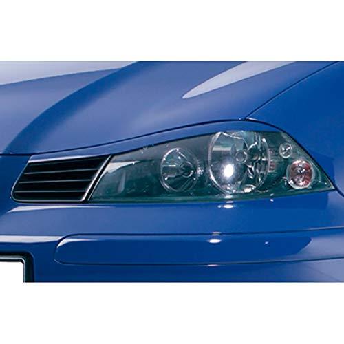 Scheinwerferblenden Seat Ibiza/Cordoba 6L 2002-2008 (ABS)