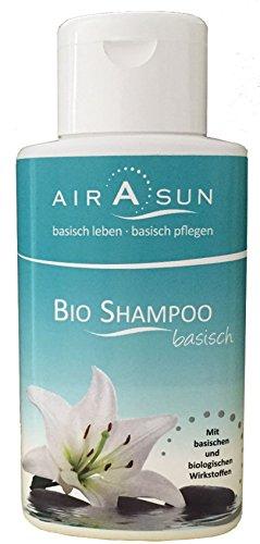 Shampoo bio basisch ohne Glycerin, ohne Sulfate, ohne Emulgator, ohne Silikon, ohne Konservierungsstoffe - 200 ml