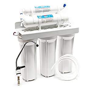 Sistema de filtrado de agua, 5 etapes sistema de ósmosis inversa ...