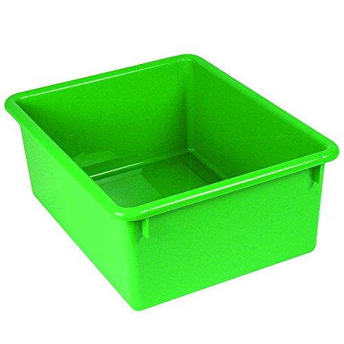 5IN STOWAWAY LETTER BOX GREEN NO