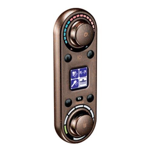 Moen TS3420ORB IO/Digital Vertical Spa Digital Control, Oil Rubbed Bronze