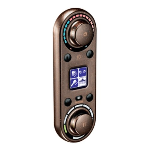 Moen TS3420ORB IO/Digital Vertical Spa Digital Control, Oil Rubbed Bronze