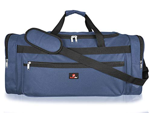 Roamlite Travel Duffle Holdalls - Weekend or Very Big Overnight Bag -...