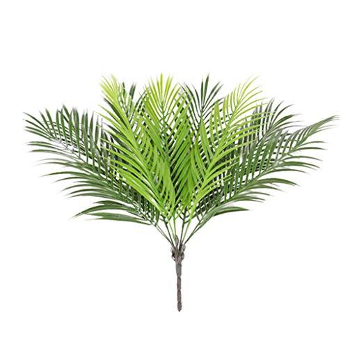 Homyl Grün Kokosnuss Palmblätter Kunstblätter Deko Künstliche Blätter - 3