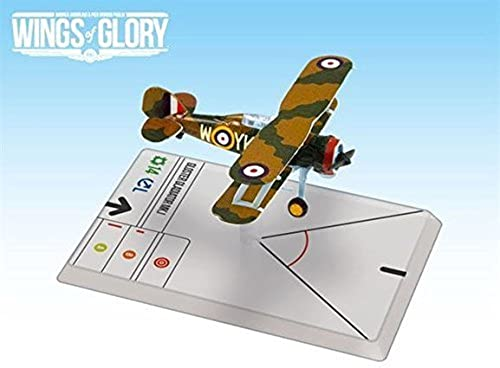 Ares Games Srl WGS109B Gloster Gladiator Mk.I Pattle Miniatures by Ares Games srl