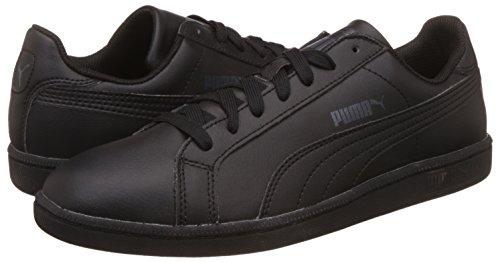 Puma Unisex-Erwachsene Smash L Sneakers, Schwarz - 7