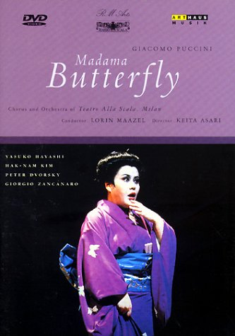 Madama Butterfly-Tandem Verlag