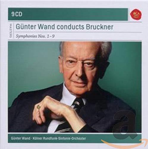 Anton Bruckner - Symphonies No.1-9