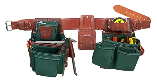 Occidental Leather 8089 M OxyLights 7 Bag Framer Set