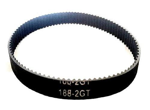 Inception Pro Infinite - Closed Belt - 3D - Printer - Timing - Mendel - 188mm GT2 - Prusa - Flashforge - Spare Parts