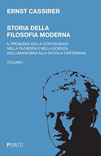 Storia della filosofia moderna: 1