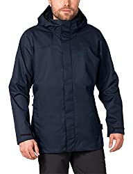 The third best rain jacket according to Stiftung Warentest for men - functional jacket