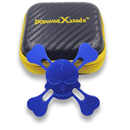 DoDoMagxanadu-Skull-Hand-Fidget-Spinner-Metal-Spinner-Toy-Focusing-Fidget-Toys-Relievers-Stress-and-Anxiety-for-Kids-Adults-with-ADHD-Autism