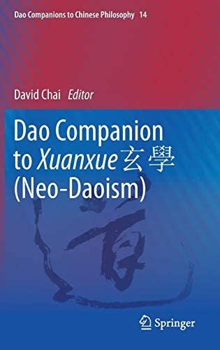 Dao Companion to Xuanxue Neo Daoism Dao Companions to Chinese Philosophy 14 product image