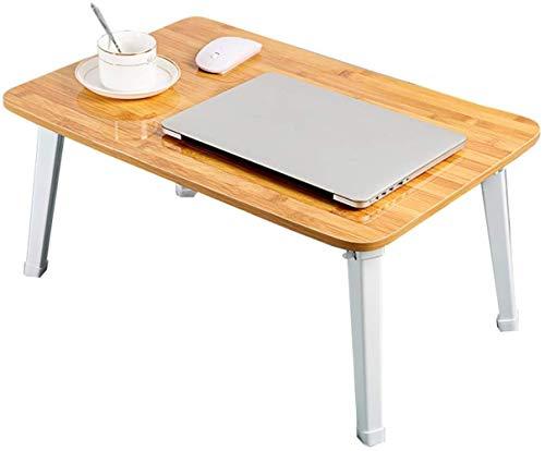 HSJ WYQ- Escritorio de la computadora Mesa Plegable Mesa pequeña Cama de Dormitorio Que Viven Mesa de café balcón Mesa de Trabajo Oficina de Comedor Escritorio Mesa de Ordenador portátil