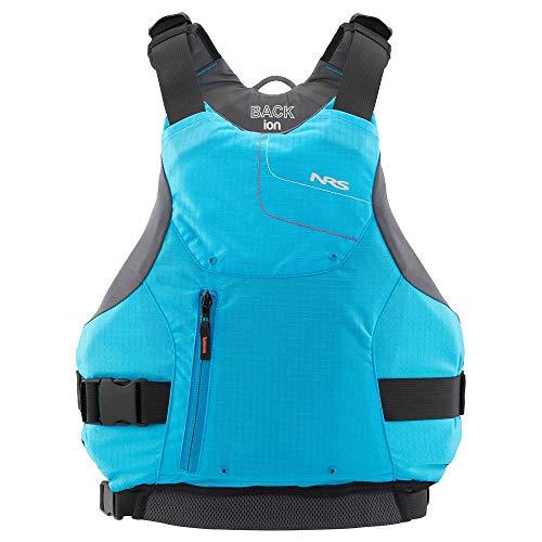 NRS Ion Kayak Lifejacket (PFD)-Teal-L/XL