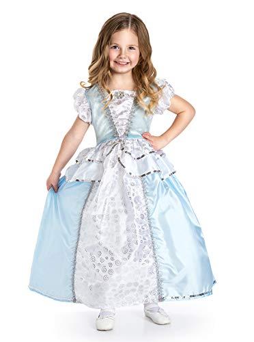 Little Adventures Princess Cinderella Dress Up Costume Medium Age 3-5