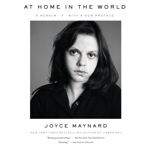At Home in the World audiobook cover art