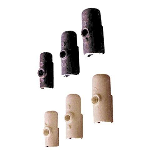 Isolierschalen für Elektrodenhalter E-Hand MMA aus Glasfaster oder Gewebeschnitzel, 200A - 500A VPE: 1 Paar, Typ:400 A, Variante:Glasfaser