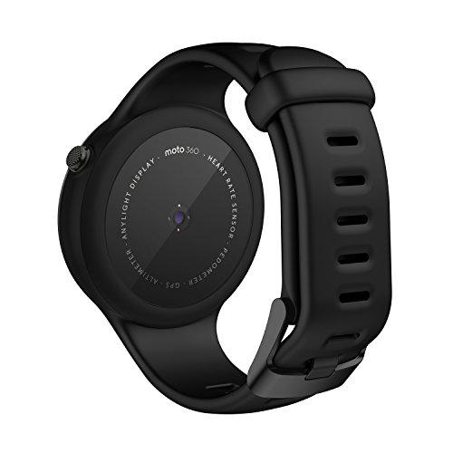 Motorola Moto 360 Sport - 45mm, Black