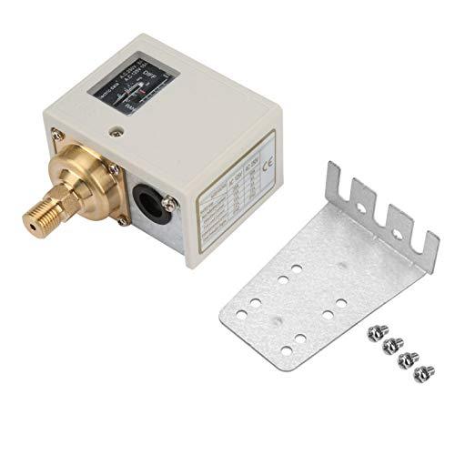 """Controlador de presión de bomba de agua de durabilidad confiable G1 / 4 """"Interruptor de control de presión industrial para equipos de refrigeración"""