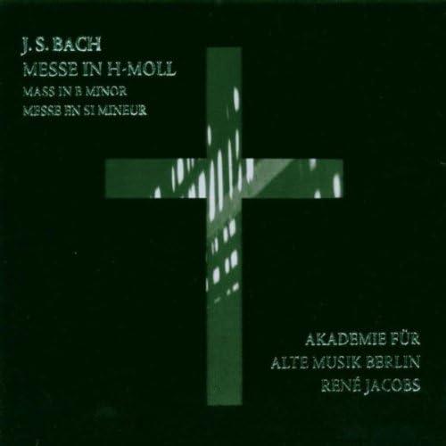 René Jacobs, RIAS-Kammerchor & Akademie für Alte Musik Berlin