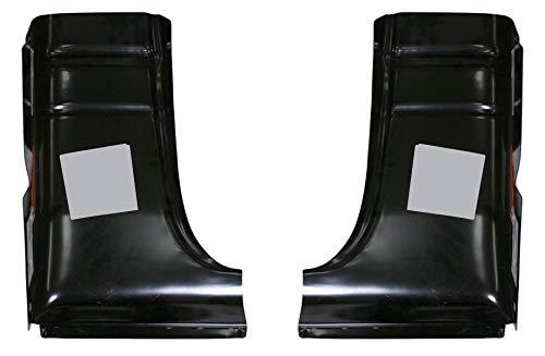 1A Auto Rust Repair Panel Standard Cab Corner Rear Pair Set for Dodge Ram 1500 2500 3500