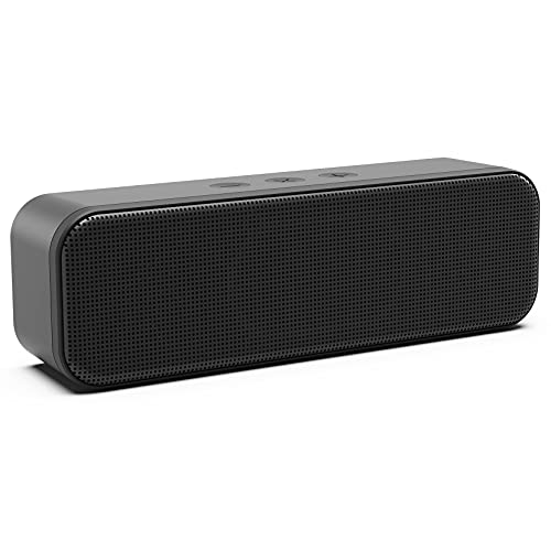 USB Powered Computer Speaker for Windows, macOS, Linux, Chrome OS Laptop, PC & Desktop Computer, 8W Powerful Output with Richer Bass – Plug & Play