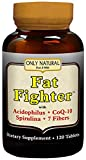 Only Natural Fat Fighter, 120-Count