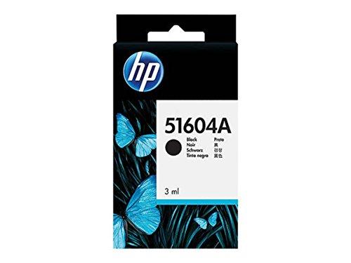 Original Tinte HP 51604A - 1 Tinten-Patrone - Schwarz - 500 Seiten - 3 ml
