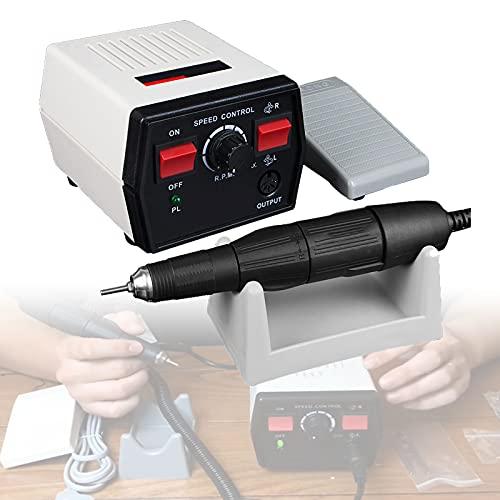 Pulidora Electrica De Laboratorio 50K RPM,Micromotor De Pulido con Control De Velocidad...