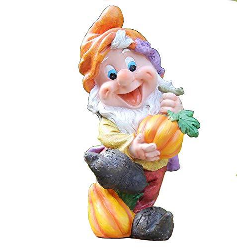 GMMH 50003 6 Sept Nains Design 6 Nains, 37 cm, Nain de Jardin décoration