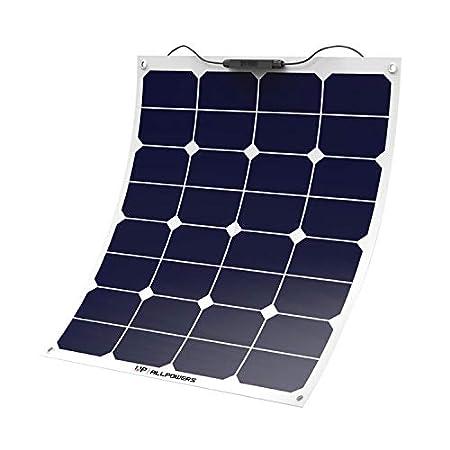 【12/9まで】ALLPOWERS 12v 50w ソーラーチャージャー 太陽光発電 25%変換効率 5,999円送料無料!