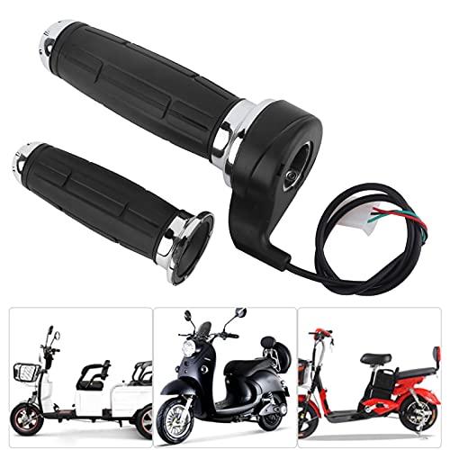 01 Puño Giratorio del Acelerador, Accesorios para Bicicletas eléctricas Accesorios para Motocicletas...