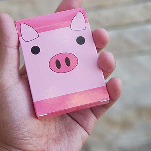 SOLOMAGIA Oink Oink Playing Cards