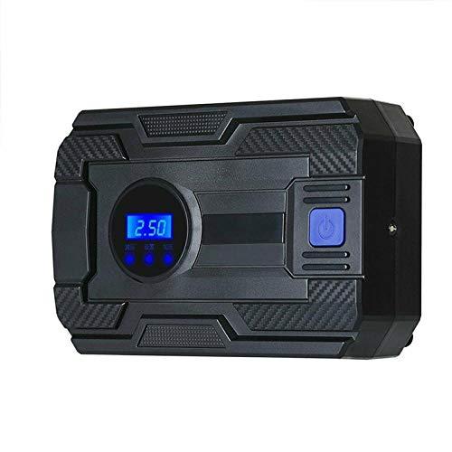 Inflador de neumáticos Digital portátil de 150 PSI DC12 Volt Compresor de Aire de Coche Bomba de Aire Digital Bomba eléctrica de Coche para Motocicletas de Coche