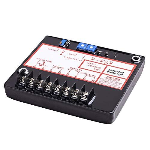 Knowtek 12V ESD2210 Engine Speed Control Unit ESD2210-12controller Governor
