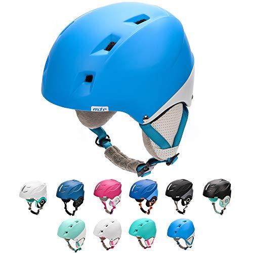 meteor Skihelm Snowboard Helm Herren Ski Helmet fur Erwachsene und Kinder-Skihelm Damen
