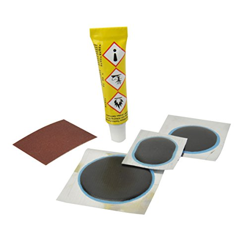 FISCHER Unisex Flickzeugset Flickzeugset, mehrfarbig, Einheitsgröße