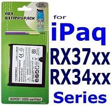 Battery for HP iPAQ rx3000, rx3100, rx3700, rx3715, rx3400, hx2000, hx3000 Pocket PC
