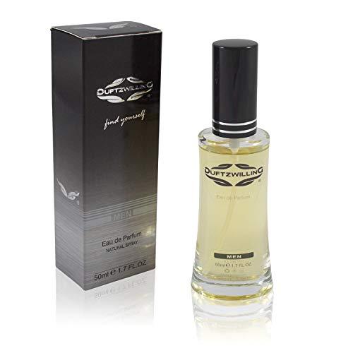 MASCULINE FLEUR von DuftzwillinG ® Eau de Parfum für Herren RARITÄT EdP | J6 Men RAR
