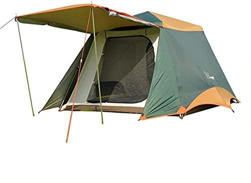 Ankon Tiendas de campaña para camping TENT PERGOLA Tienda de lluvia automática Camping Familia al aire libre Recreación Pesca Velocidad de pesca Abra TENT Lluvia Sombra Rápida y fácil para Mochilero P