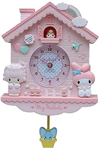 Reloj de pared silencioso para niños de 12 pulgadas, sin tictac, funciona con pilas colorido reloj decorativo para niños habitación de guardería dormitorio