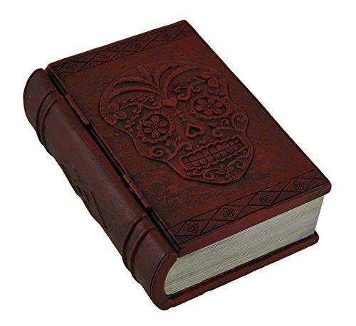 Fantasy Gifts Sugar Skull Calavera Day of The Dead Book Jewelry...