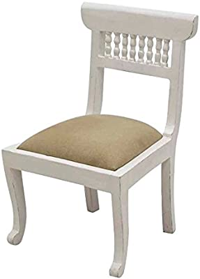 Ventamueblesonline Pack 4 SILLONES Tower Wood Negros: Amazon ...