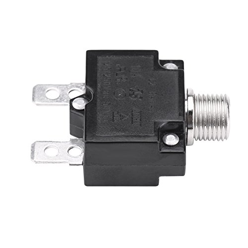 Reset Thermal Switch Circuit Breaker 热敏开关 Overcurrent Protector Overload Protector Overload Protector Circuit Thermal Breaker(10A)